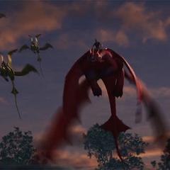 Krogan y sus voladores
