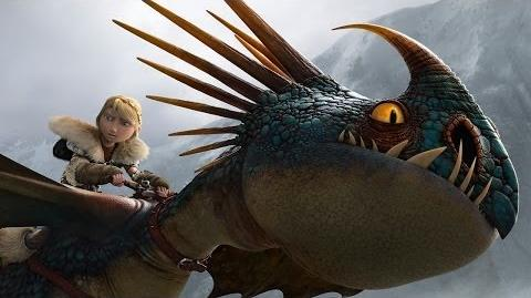 "HOW TO TRAIN YOUR DRAGON 2 - ""Storm Fly Fetch"" Clip"