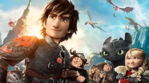 How To Train Your Dragon 2 Original Soundtrack 06 - Valka's Dragon Sanctuary