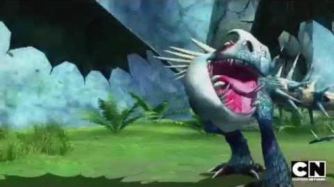 DreamWorks Dragons Wild Skies Promo 1
