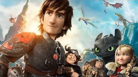 How To Train Your Dragon 2 - Official Movie Trailer 3 HD 2014
