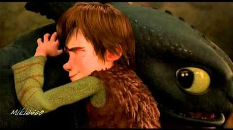 Gift of the Night Fury - Hiccup and Toothless - Gift of a Friend-0
