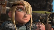 Astrid se da cuenta de lo que hizo Hipo