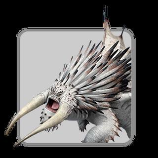 Ícono del Salvajibestia de Valka en Dragonpedia