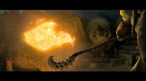 Cómo entrenar a tu dragón 2 - Trailer en español (HD)