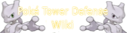 Wiki Poké Tower Defense Logo