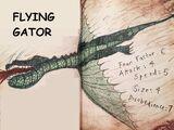 Flying Gator