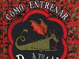 Cómo Entrenar a tu Dragón (novela)