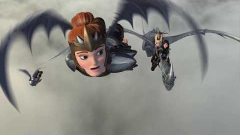 Dueñas del cielo - DRAGONES-Dueñas del Cielo