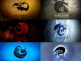 Classes de Dragão