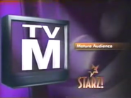 Starz TV-MA rating bumper (1997)