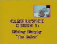 Camberwick Green Mickey Murphy the Baker
