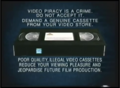 20th Century Fox Home Entertainment Anti-Piracy Warning (1996-2001) -1