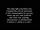High Fliers Video Distribution Warning Screen