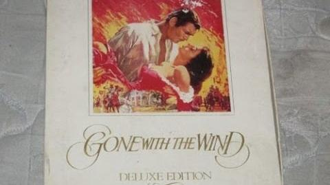 Opening To Gone With The Wind 1990 VHS