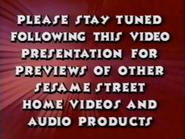 Sony Wonder Please Stay Tuned Bumper 1998