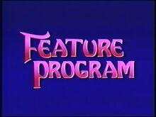 Feature Program Disney's Love Tales Variant