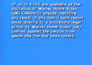 Whv warning screen 0-3