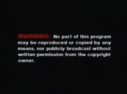 Golden Books Video Warning 6