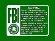 Buena Vista Walt Disney Warning Screen 1997 a