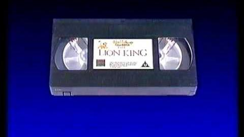 Disney Videos Anti-Piracy Warning (1995-1996)