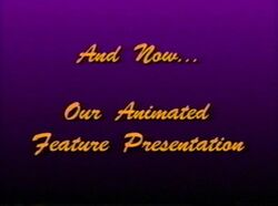 HBO Video Feature Presentation ID