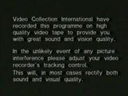VCI Warning Variant 1990