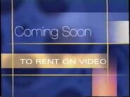 Coming Soon to Rent on Video