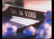 Paramount Home Entertainment 2003 Available to Own on Video Bumper Part 2