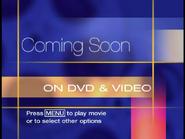 Coming Soon on DVD & Video (2003 press menu variant)