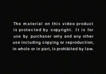 Lyons Group Warning Screen