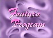 Feature Program Disney's Sweetheart Stories Variant