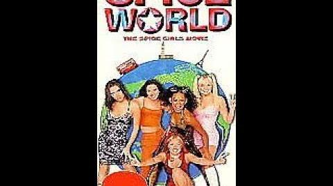 Opening To Spice World 1998 VHS