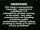 Artsmagic Warning Screen