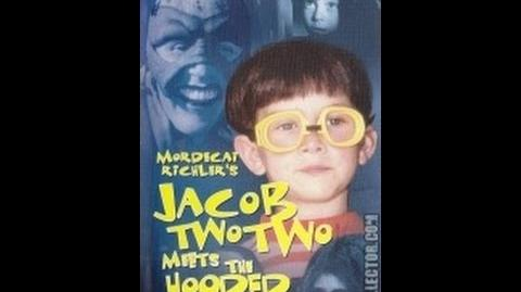 Opening To Jacob Two Two Meets The Hooded Fang 2000 VHS (Canadian Print)