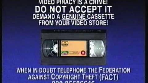 Columbia TriStar Home Video Anti Piracy Warning (2001-2005)