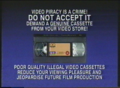 Columbia TriStar Home Entertainment Anti-Piracy Warning (2001-2005)