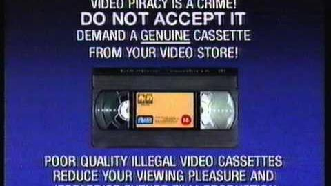 Columbia TriStar Home Video Anti Piracy Warning (1998-2001)
