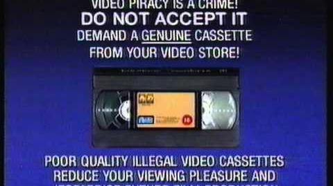 Columbia TriStar Home Video Anti Piracy Warning (1998-2001)