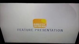 Directv Pay Per View (2005-2008) Feature Presentation-Rated PG