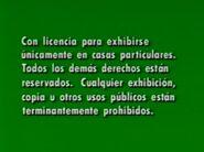 1990s FBI Warning 2 (Spanish)