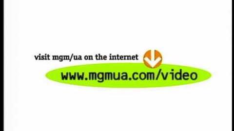 MGM UA Online Promo (DVD)