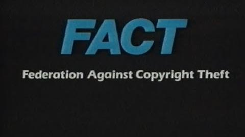 FACT Video Piracy Ad