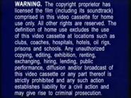 Warner Home Video Warning Screen (1998) (S1)