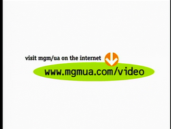 MGM UA Online Bumper HQ