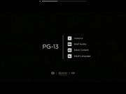 HBO PG-13 rating bumper (2014-)