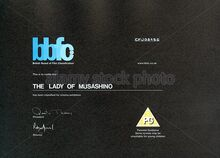 (CROPPED) british-board-of-film-classification-pg-certificate-the-l-dxnm97