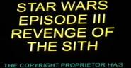 20th Century Fox Warning Scroll 2005 (S1)