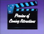 Coming attractions bumper