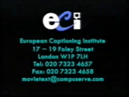 ECI 2000 Closed Captions Screens (S3)